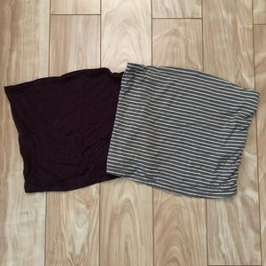 American Eagle Outfitters tube top bundle